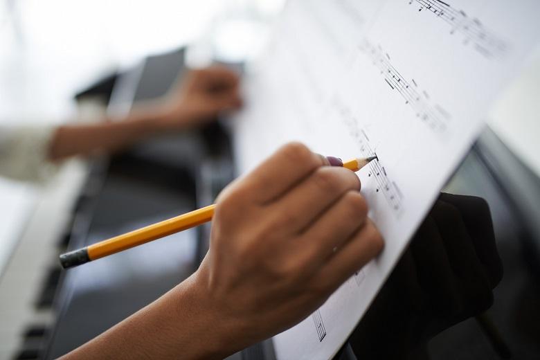 ler partitura linguarem musical
