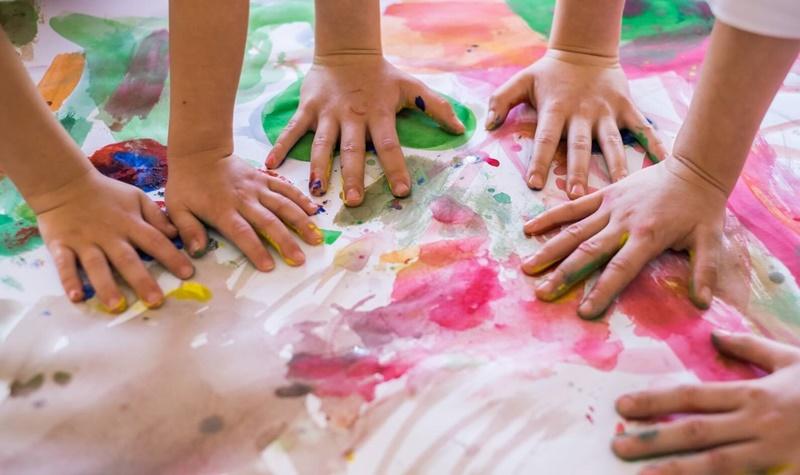 Criança e expressão artística
